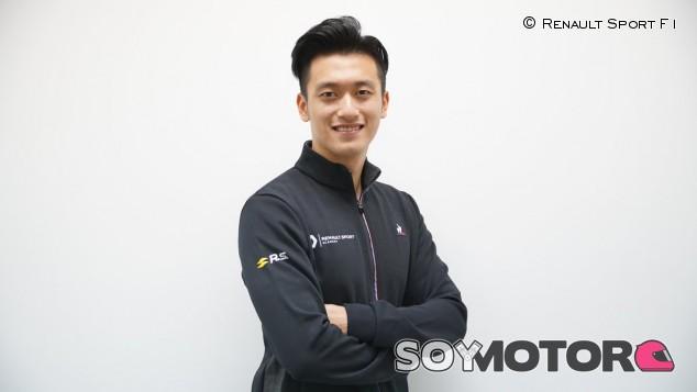 Guanyu Zhou – SoyMotor.com