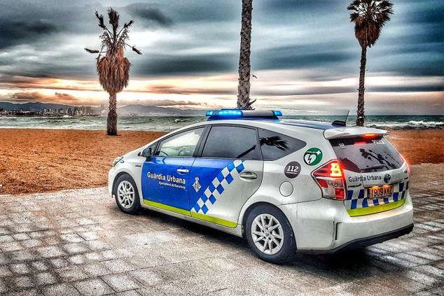 Guardia Urbana de Barcelona - SoyMotor.com