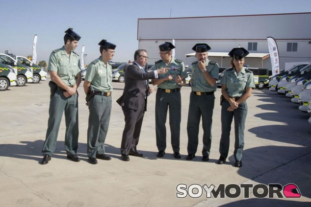 La Guardia Civil analizará las llamadas de móvil de los accidentados - SoyMotor.com