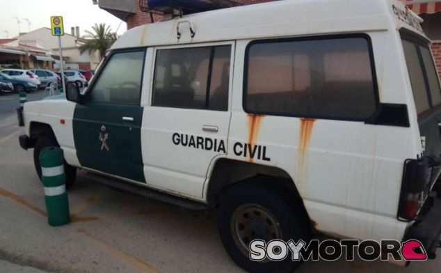 Guardia Civil - SoyMotor.com