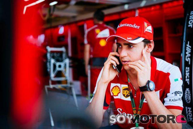 Esteban Gutiérrez cree que está listo para regresar a la parrilla en 2016 - LaF1