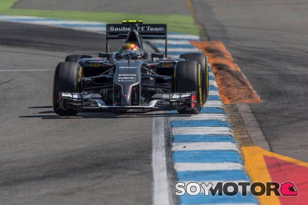 Esteban Gutiérrez en Alemania - LaF1