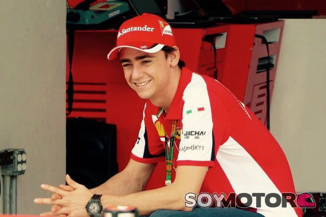Gutiérrez no se arrepiente de abandonar el equipo Sauber - LaF1