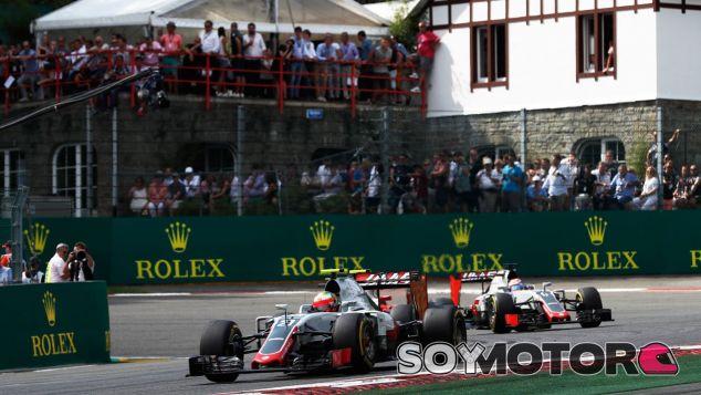 Haas espera volver a los puntos en Monza - LaF1
