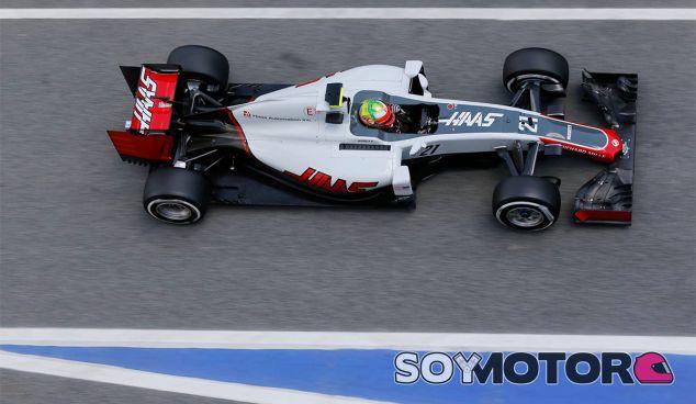 Esteban Gutiérrez en Barcelona - laF1
