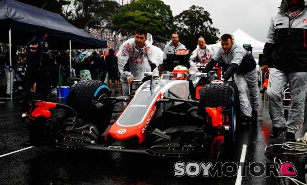 Gutiérrez tuvo que abandonar por un problema mecánico - SoyMotor