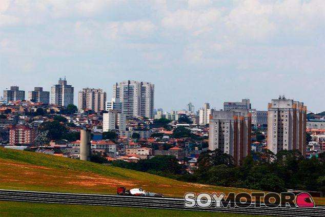Esteban Gutiérrez en Brasil - LaF1