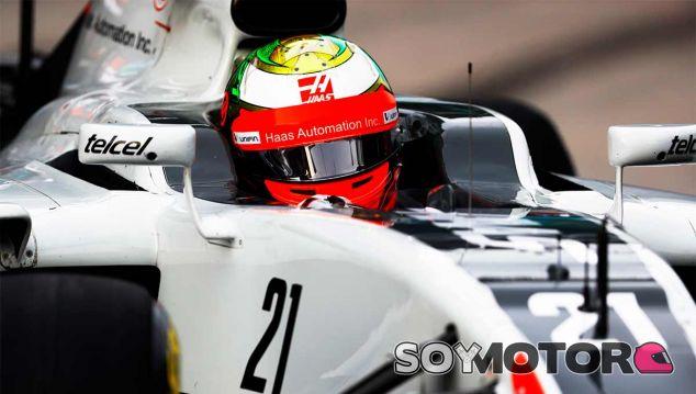 Esteban Gutiérrez en Malasia - LAF1