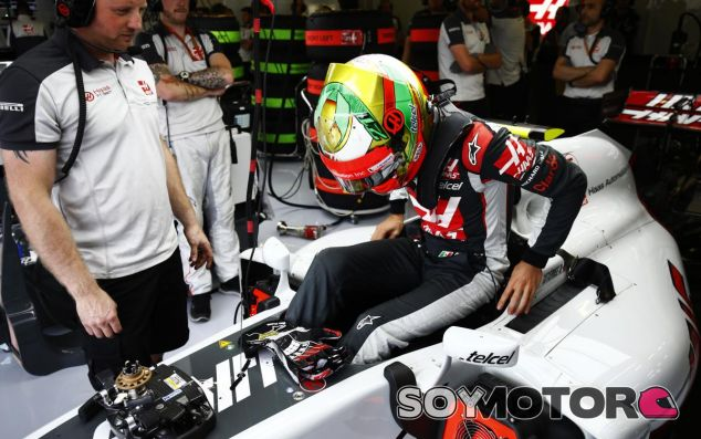 Esteban Gutiérrez en Silverstone - LaF1