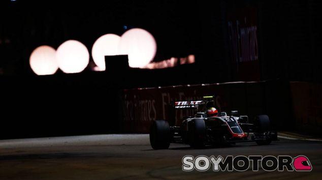 Gutiérrez terminó undécimo en Singapur - LaF1