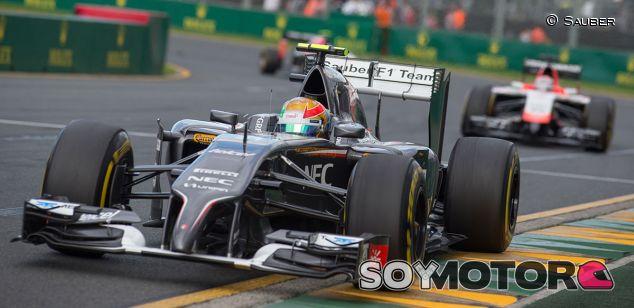 Sauber admite que el C33 pesa demasiado - LaF1