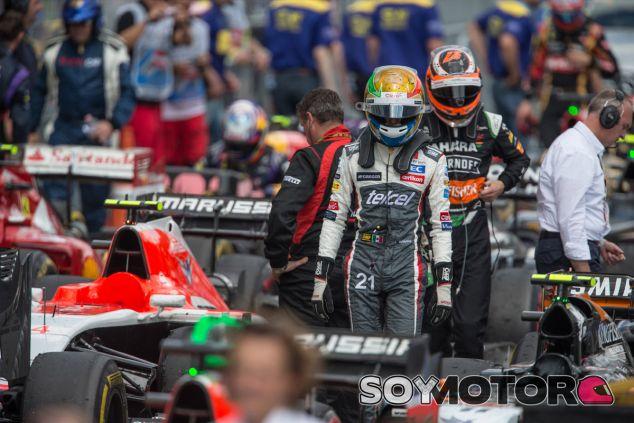 Esteban Gutiérrez en Austria - LaF1