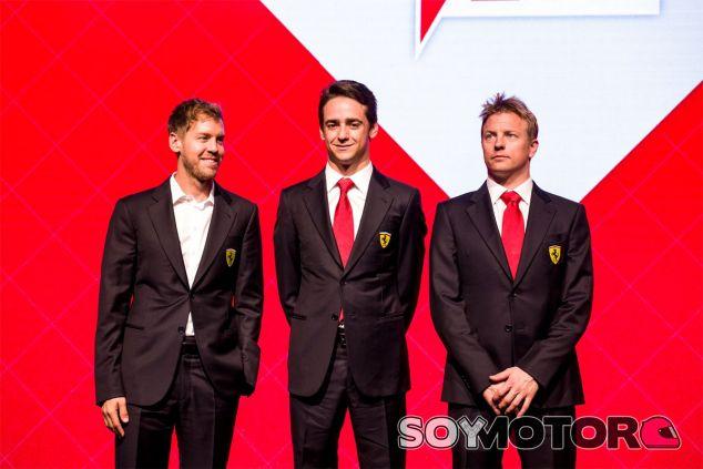 El año en Ferrari ha dado otra oportunidad a Esteban Gutiérrez - LaF1
