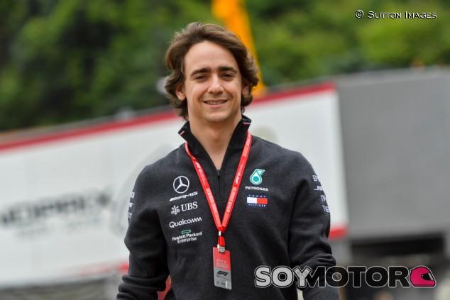 Esteban Gutierrez probará el Mercedes EQ en Italia – SoyMotor.com