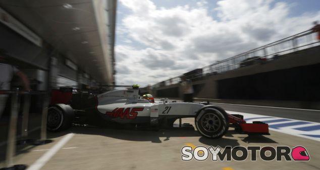 Haas en el GP de Alemania F1 2016: Previo - LaF1