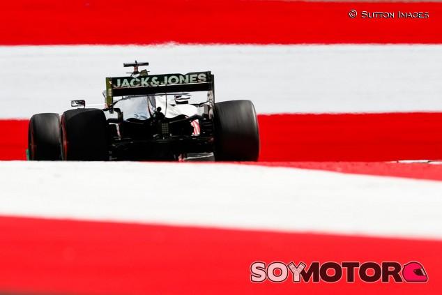 Haas en el GP de Austria F1 2020 - SoyMotor.com