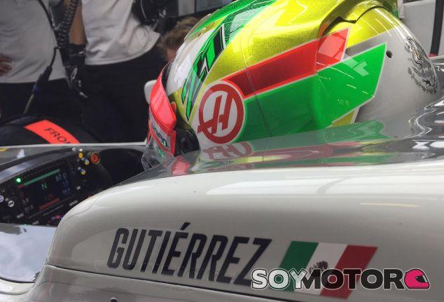 Esteban Gutiérrez en Bakú - LaF1