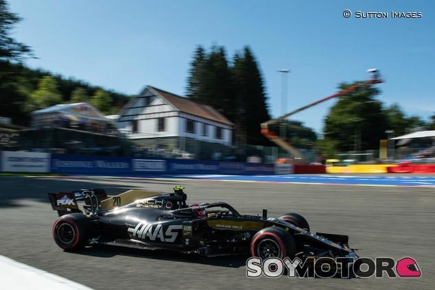 Haas en el GP de Bélgica F1 2019 - SoyMotor.com