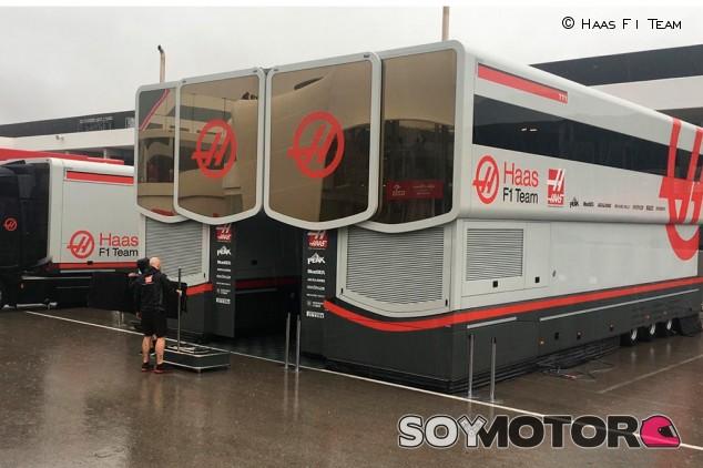 Haas en el GP de Portugal F1 2020: Previo - SoyMotor.com
