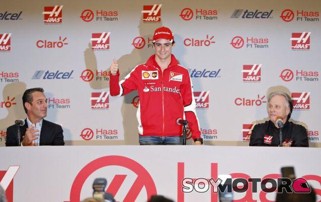 Esteban Gutiérrez en rueda de prensa - LaF1