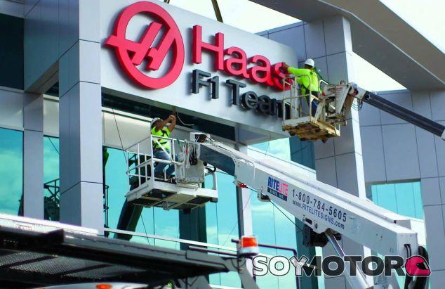 Haas entrará como nuevo equipo en 2016 - LaF1.es