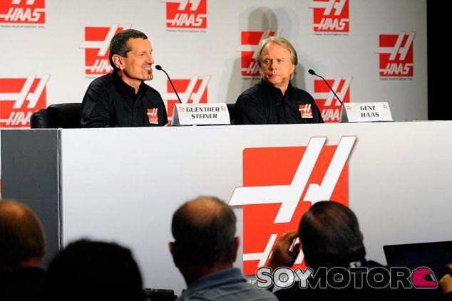 El equipo Haas se prepara para su llegada en 2016 - LaF1.es