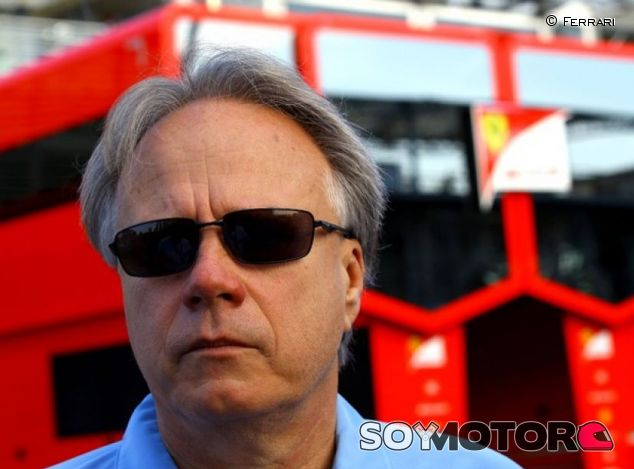 Gene Haas - LaF1.es