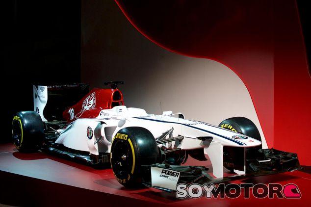 Alfa Romeo Sauber - SoyMotor