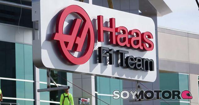 La sede de Haas F1 Team - LaF1