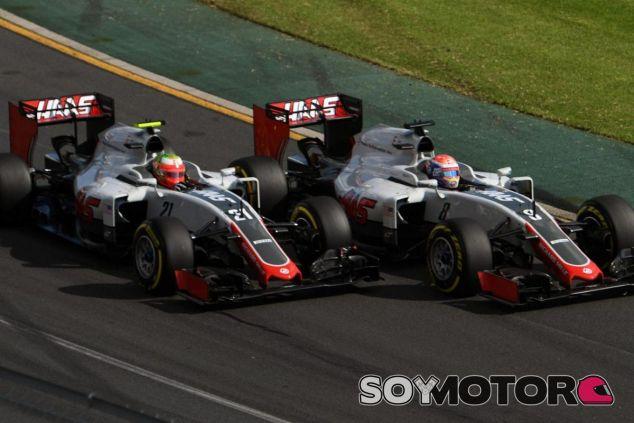 El equipo Haas sorprendió con una sexta posición en su debut - LaF1