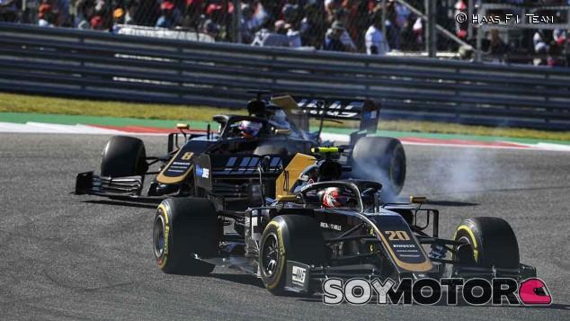 Haas en el GP de Brasil F1 2019: Previo - SoyMotor.com