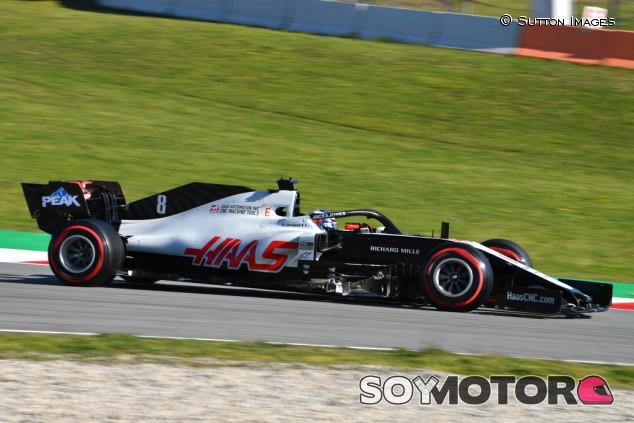Haas en el GP de España F1 2020: Previo - SoyMotor.com