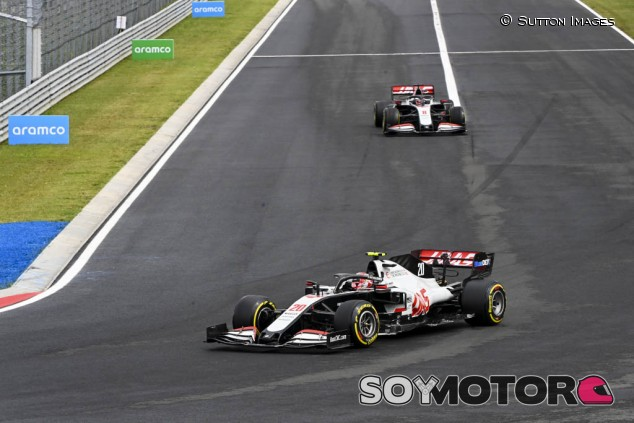 Haas en el GP de Gran Bretaña F1 2020: Previo - SoyMotor.com