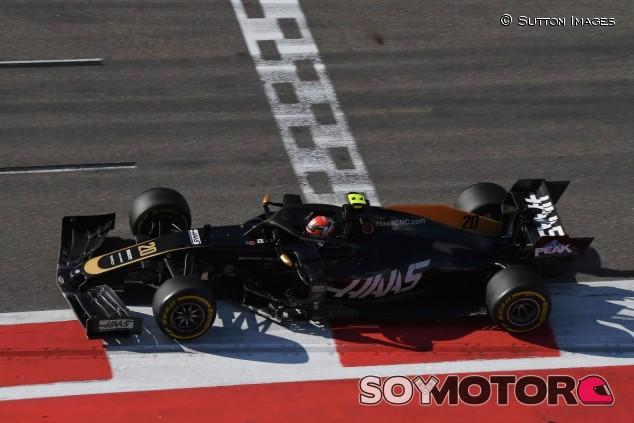 Kevin Magnussen en el GP de Rusia 2019 - SoyMotor