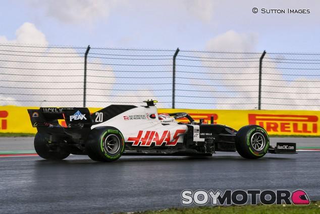Haas en el GP de Turquía F1 2020: Domingo - SoyMotor.com
