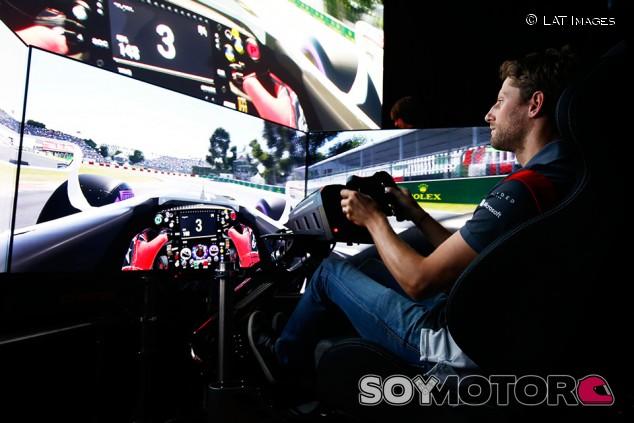 Haas usará el simulador de Dallara a partir de primavera - SoyMotor.com