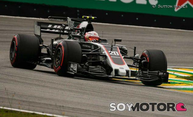 Kevin Magnussen en Brasil - SoyMotor