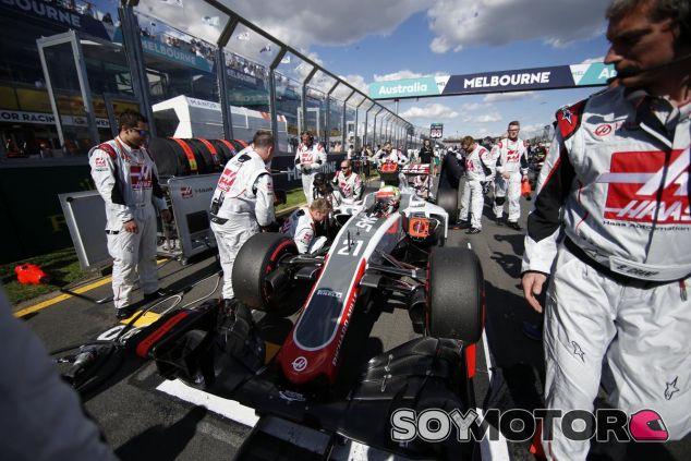 Haas espera seguir mejorando con la nueva ala delantera - LaF1