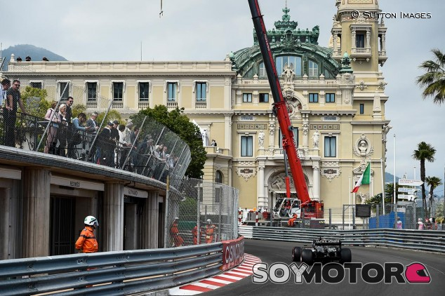 Haas en los Libres del GP de Mónaco F1 2019 - SoyMotor