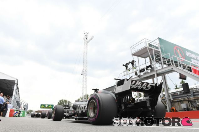 Haas en el GP de Azerbaiyán F1 2017: Previo - SoyMotor.com