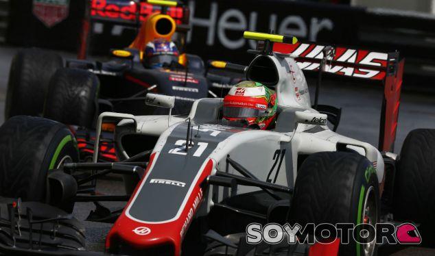 Esteban Gutiérrez en el pasado Gran Premio de Mónaco - LaF1
