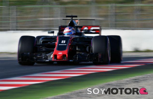 Haas en el GP de Australia F1 2017: Previo - SoyMotor
