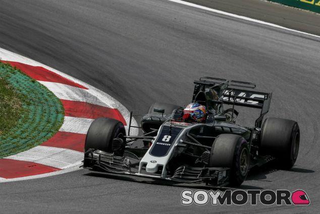 Haas se fija el sexto puesto como objetivo final para el campeonato - SoyMotor.com