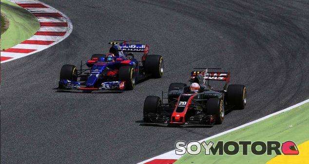 """Haas no ve a Toro Rosso """"insuperable"""" este 2017 - SoyMotor.com"""