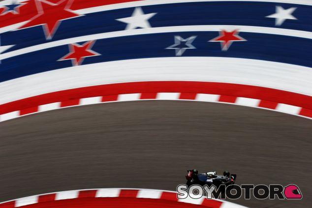 Haas en el GP de Estados Unidos F1 2016: Viernes - LaF1