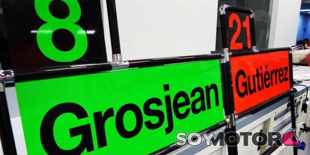 Gene Haas está satisfecho con su alineación de pilotos para debutar en la F1 - LaF1