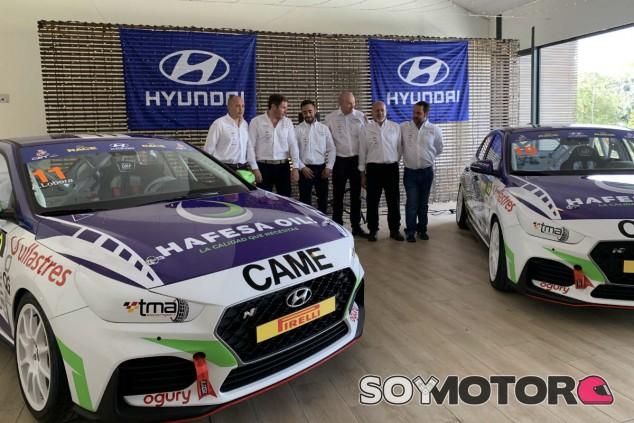 El Hafesa Racing Team será uno de los destacados en la vuelta del CET - SoyMotor.com