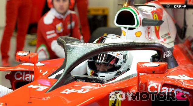 Sebastian Vettel en una imagen de archivo - LaF1