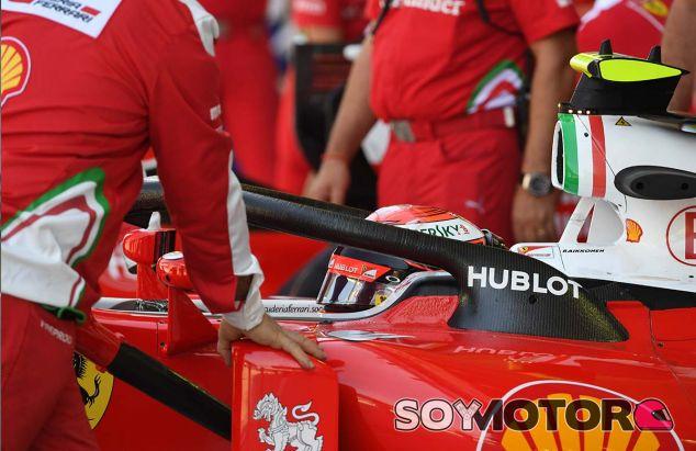 La FIA desarrolla en secreto un sustituto al halo: el escudo - SoyMotor.com