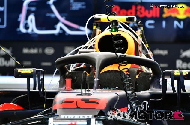 Imagen de archivo del coche de Max Verstappen - SoyMotor
